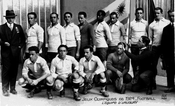 Selección Uruguaya de Fútbol - Página 2 Delegacic3b3n-1924