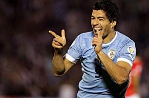 Suárez contra Chile