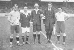 1928 final Nasazzi Manuel Ferriera
