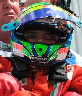 Massa siendo extraído del coche