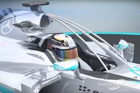 Halo Mercedes